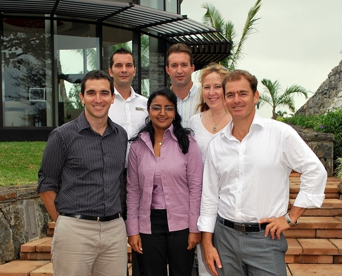 Anahita The Resort : P. Bruno, Sales & Marketing Director France et Europe du Sud