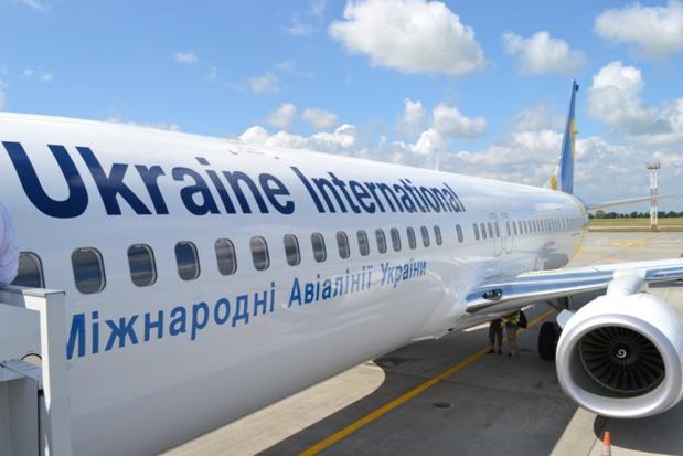 """Ukraine Int. Airlines procède à une mise à jour sur les dossiers """"groupes"""""""