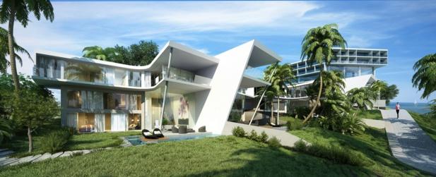 Le LUX* Bodrum compte 91 chambres et 19 résidences privées - Photo : LUX* Resorts & Hotels