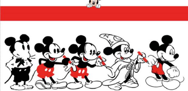 DR: Disney