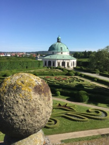 Le jardin de Kromeriz- DR : J.-P. C.