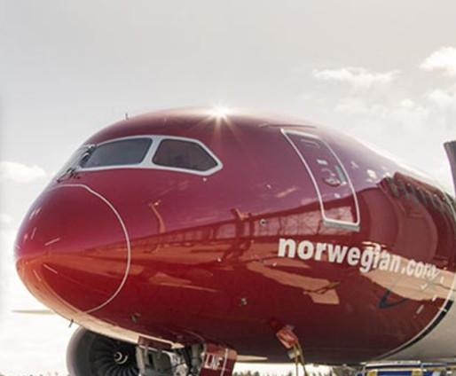 Norwegian développe son programme pour 2018 - Photo : Norwegian