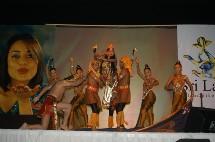 La troupe de danse a séduit par son talent les nombreuses personnes présentes.