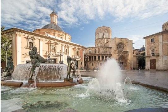 Indigo Unlimited fera la promotion de la ville de Valence sur le marché touristique français - Photo : Turismo Valencia
