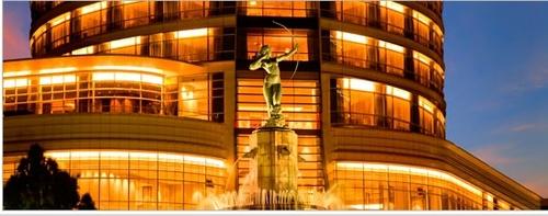 La façade du nouveau St. Regis Mexico City