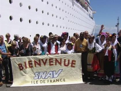 Les participants de la 7e Convention accueillis à bras ouverts à Corfou