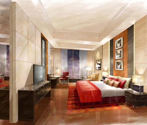 Marriott Int : ouverture d'une résidence longs séjours en Chine