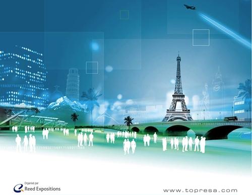 26 000 visiteurs attendus (dont 11 % d'étrangers) 27 200 m2 d'exposition et près de 400 entreprises exposantes soit quelque 1 300 marques