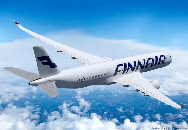 Finnair a battu un record mensuel de trafic en juin 2017 - Photo : Finnair