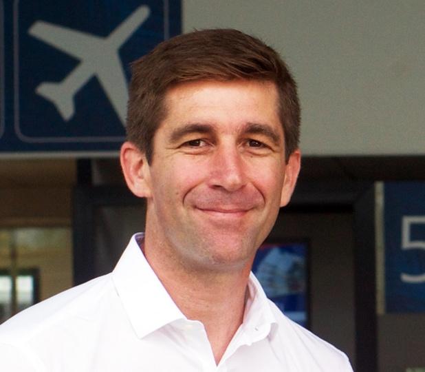 Romain Hordel, directeur commercial d'airantilles - DR