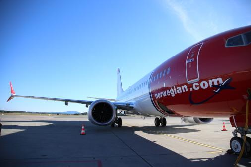 Norwegian a subi la hausse du prix du carburant et la taxe sur les passagers aériens en Norvège pour ses résultats financiers du 2e trimestre 2017 - Photo : Norwegian