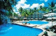 L'hôtel dispose de 201 chambres avec balcon ou terrasse et une suite.