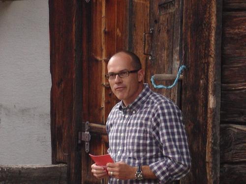 Jürg Schmid, DG de Swiss Tourism