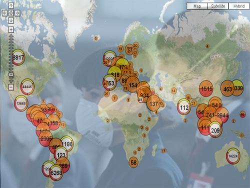 On sait désormais que les aéroports ne seront pas fermés, puisque le virus circule maintenant dans le monde entier et qu'il n'y a plus de zones non touchées qui pourraient chercher à se protéger…