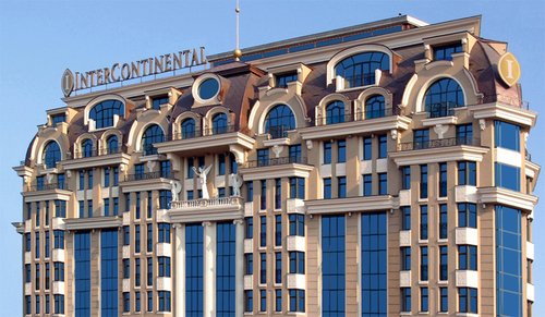 InterContinental ouvre un hôtel à Kiev en Ukraine