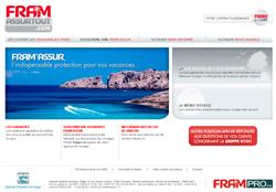 Fram lance un site dédié à l'assurance voyage