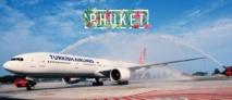 Turkish Airlines inaugure sa liaison Istanbul - Phuket (Thaïlande)