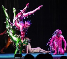 DR : Cirque du Soleil
