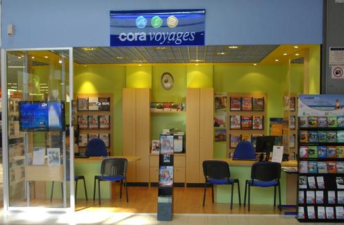 Cora Voyages : une 17ème agence à Massy