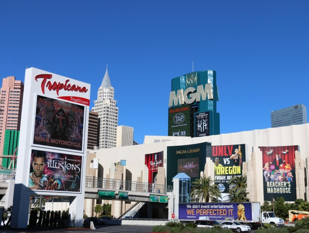 Depuis 10 ans, la clientèle des casinos rétrécit au profit des visiteurs plébiscitant le show et le divertissement - DR : J.-F.R.
