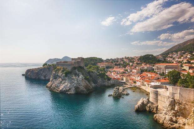 L'OT de Dubrovnik a édité une brochure disponible gratuitement qui recense les lieux de tournage dans la ville et les alentours -  Photo : Ivo Biocina / ONT Croatie