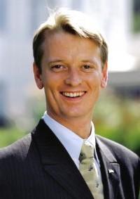 Dieter Acke, directeur général du Park Inn Arcachon (anciennement Mercure)