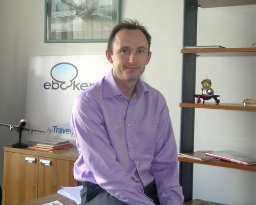 Laurent Curutchet prend la tête de Lastminute France