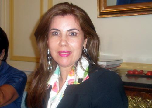 Nubia Stella Martinez Rueda - Vice Présidente du tourisme
