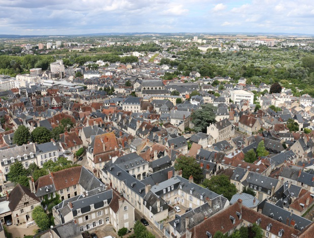 La ville, à deux heures de Paris, offre autant à voir qu'à comprendre à qui sait l'aborder sans préjugé - DR : J.-F.R.