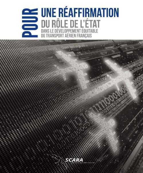 Le SCARA formule ses préconisations pour le transport aérien français - DR : SCARA