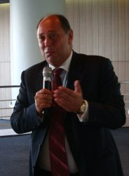 Le Ministre du Tourisme d'Egypte, Zoheir Garrannah de passage à Paris