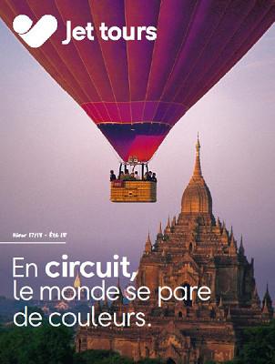 Cliquez sur la couverture de la brochure de Jet tours pour l'hiver 2017/2018 - DR : Jet tours