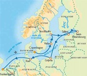 Transtours : Croisière maritime ''Capitales de la Baltique''