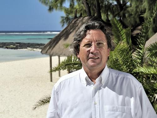 Jean-Luc Hélary, directeur général : « Les premiers mois de 2009 auraient été très difficiles sans certaines opportunités comme le report des Antilles vers l'Océan Indien et, pour Maurice, la fin du passeport... »