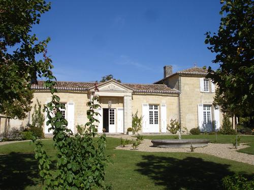 Chateau Siaurac, bientôt ouvert aux séminaires