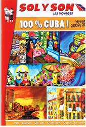 Sol y Son : une brochure de spécialiste 100 % Cuba... si !