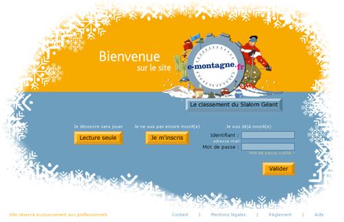 B2B : Pierre et Vacances lance e-montagne.fr
