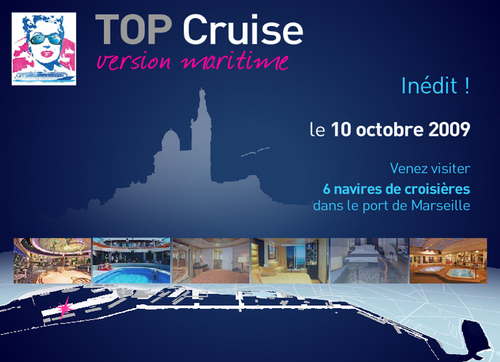 Top Cruise s'ancre demain à Marseille