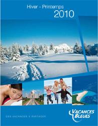 Vacances Bleues : nouvelle brochure, nouveau format
