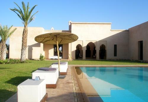 Sejour-maroc.com : calme, luxe, volupté et... villas et riads triés sur le volet !