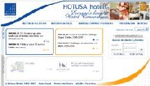 Le site B2B de Hotusa (Hoteles Turisticos Unidos SA)