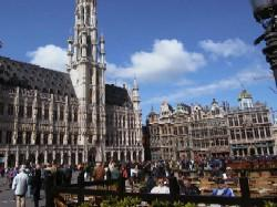 BRUSSELS INTERNATIONAL TRAVEL SERVICE DMC