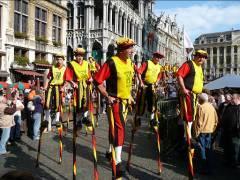 BRUSSELS INTERNATIONAL TRAVEL SERVICE DMC