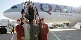 Qatar Airways : 1er vol à base de gaz naturel