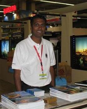 Dubai : N. Loolchand chargé de promotion tourisme France