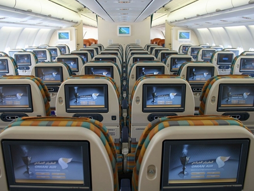 oman air   tourmag com a test u00e9 la classe  u00c9co    qui fait l