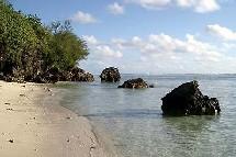 Une des plages voisines...