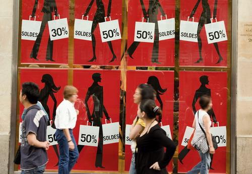 Soldes © Paris Tourist Office - Photographe : Amélie Dupont