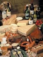 La gastronomie franc-comtoise a connu des succès divers en 2004.