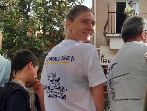 Marseille-Cassis : TourMagazine.fr dans la course avec Céline Eymery